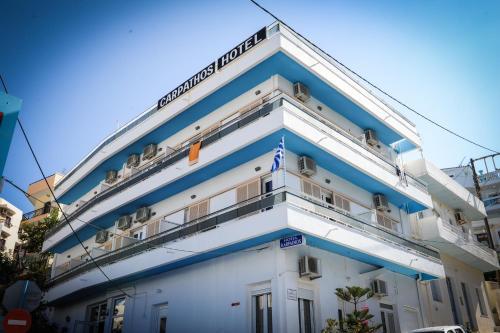Hotel Karpathos, Karpathos, Greece