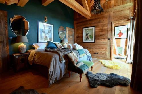 Chalet Valambrun - unashamedly luxurious Alpine living - Les Gets