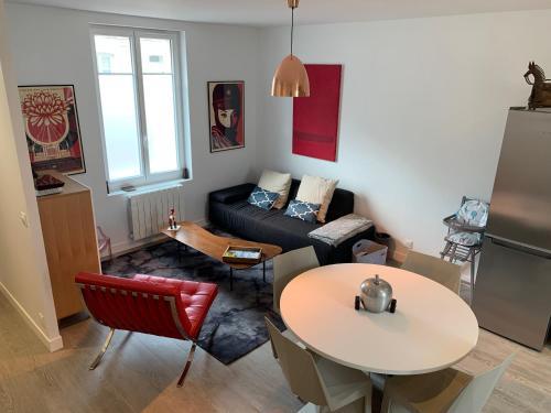 Le 55 de Deauville - Maison - - Location saisonnière - Deauville