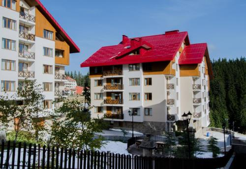 Complex Lucky Pamporovo - Hotel
