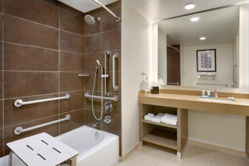 Studio Suite, 1 King Bed ADA with Tub
