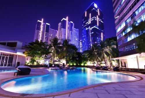 . Wyndham Casablanca Jakarta