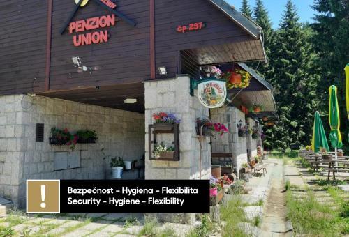 Penzion Union Harrachov - Chalet