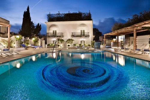. Hotel Villa Blu Capri
