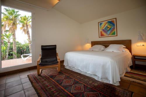Double Room with Mountain View Hotel Tancat de Codorniu 4