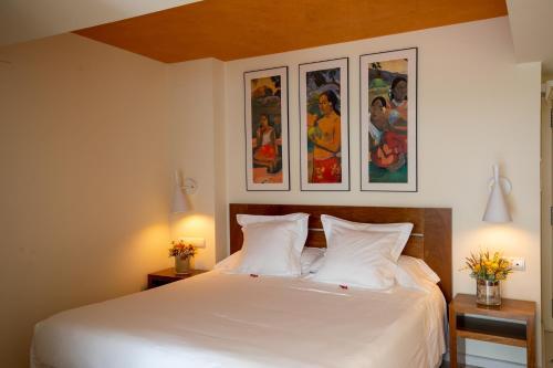 Habitación Doble Estándar Superior Hotel Tancat de Codorniu 3