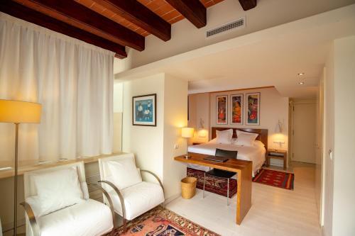 Habitación Doble Estándar Superior Hotel Tancat de Codorniu 4