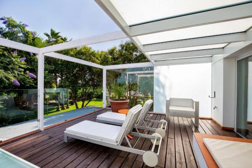 Superior Double Room With Sauna Hotel Tancat de Codorniu 4