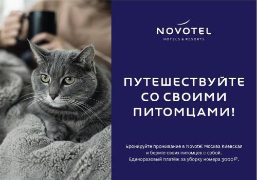Novotel Moscow Kievskaya - image 3