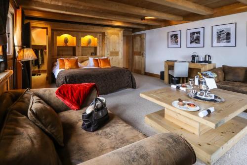 Fer à Cheval - Hotel - Megève