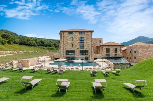 Aqua Montis Resort&Spa - Hotel - Rivisondoli