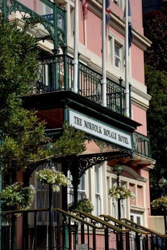 Norfolk Royale Hotel Bournemouth
