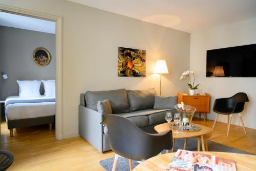 Suites & Hôtel Helzear Champs-Elysées - Hôtel - Paris