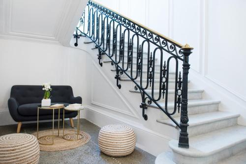Suites & Hôtel Helzear Etoile - Hôtel - Paris
