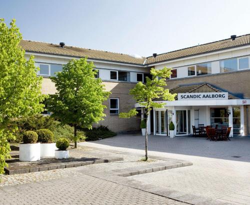 Scandic Aalborg Øst, Pension in Aalborg