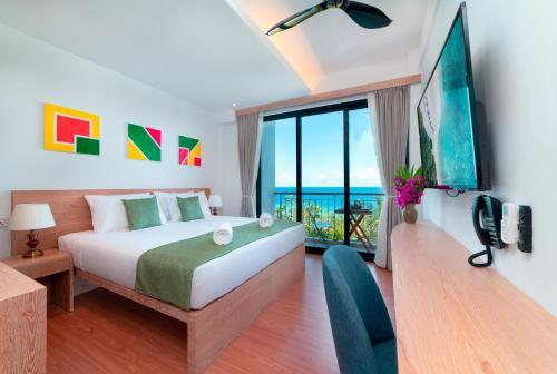 . Ranthari Hotel and Spa Ukulhas Maldives