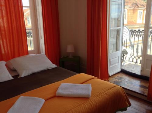 Hostal Lisbon Riverview Hostel
