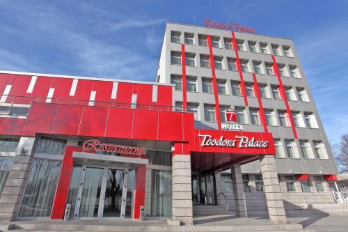 Teodora Palace Hotel