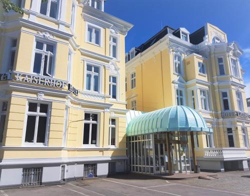 . Hotel Kaiserhof Deluxe