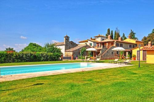 . Arezzo Apartment Sleeps 4 Pool Air Con WiFi