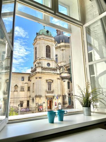 Dreaming Apartments - Lviv