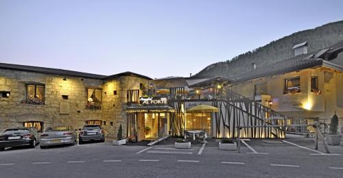 Hotel Al Forte - Arabba
