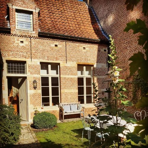B&B De Vrome Vos, Pension in Mechelen