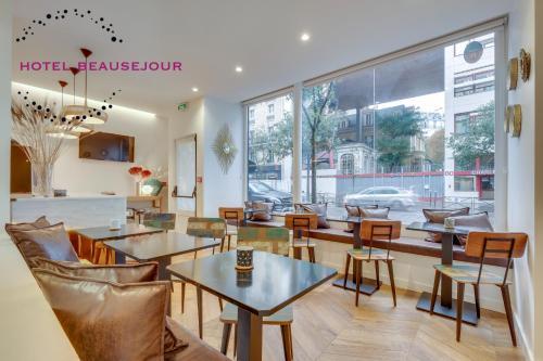 Hotel Beausejour - Hôtel - Paris