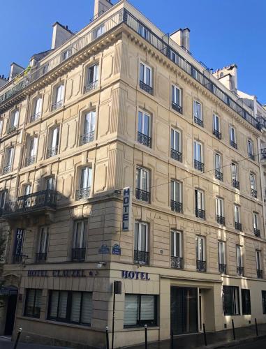 Hôtel Clauzel Paris - Hôtel - Paris