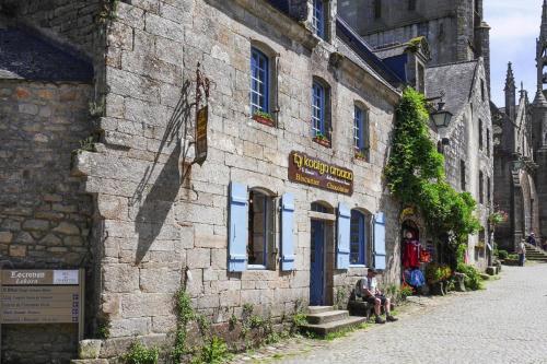 . Holiday flat Camaret-sur-Mer - BRE06105f-P