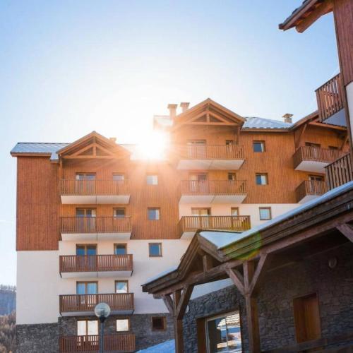 Residence Les Gentianes - maeva Home - Location saisonnière - Puy-Saint-Vincent