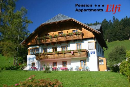 Appartements Pension Elfi - Apartment - Gosau