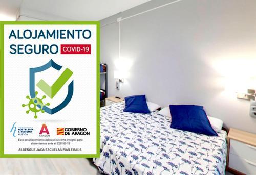 . Residencia Albergue Jaca