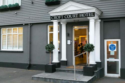 . Croft Court Hotel All rooms with AIR CON