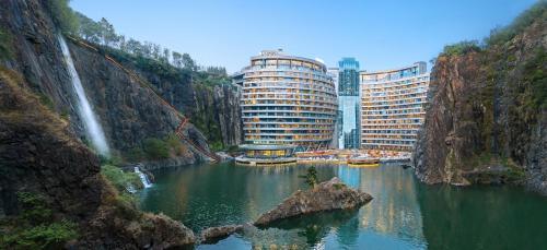 . InterContinental Shanghai Wonderland, an IHG Hotel