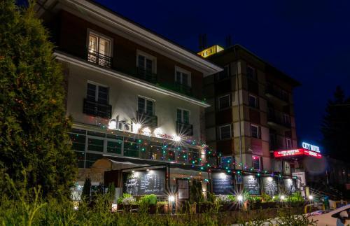 . City Hotel Miskolc