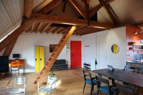 Le Loft du Cheval Rouge - Location saisonnière - Orléans
