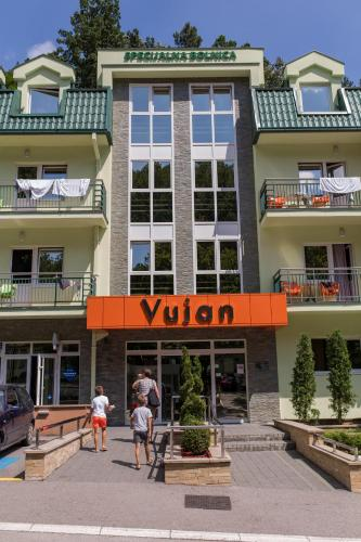 . Clinic for Rehabilitation Vujan
