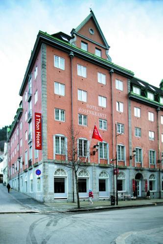 Hotel-overnachting met je hond in Thon Hotel Rosenkrantz Bergen - Bergen - Bergen City Centre