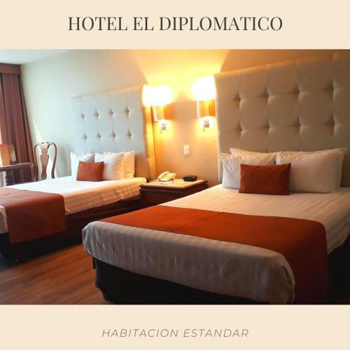 El Diplomático, Ciudad de México
