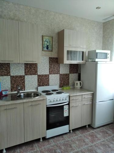 . Apartment on Bratyev Zhdanovykh