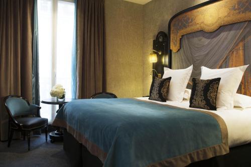 Le Belmont Paris - Hôtel - Paris