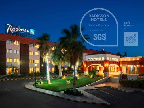 . Radisson Blu Hotel, Yanbu
