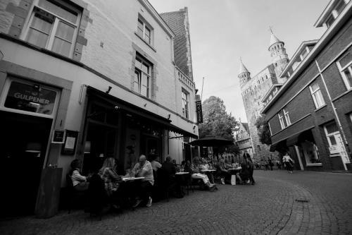 Le Virage bistro en hotel, Pension in Maastricht