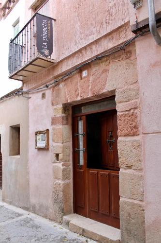 . Casa Rural La Pinocha