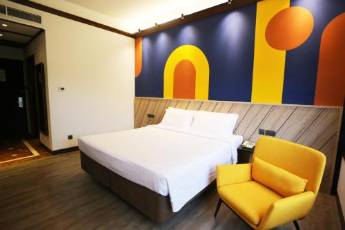 Deluxe Tropical Double or Twin Room