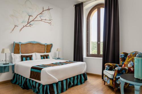 Habitación Doble Superior Sant Pere del Bosc Hotel & Spa 21