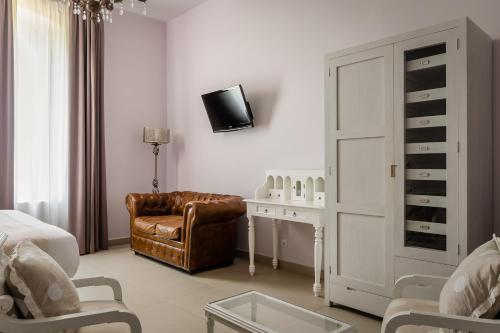 Suite Junior Sant Pere del Bosc Hotel & Spa 10