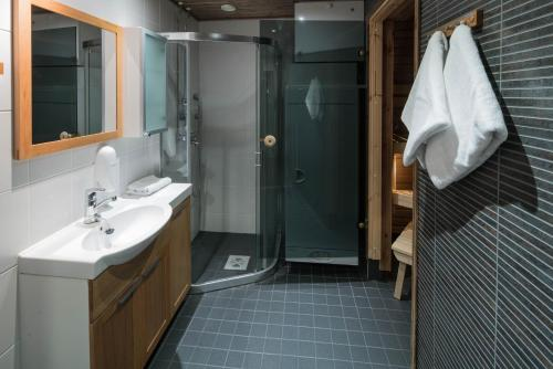 Two-Bedroom Suite with Sauna