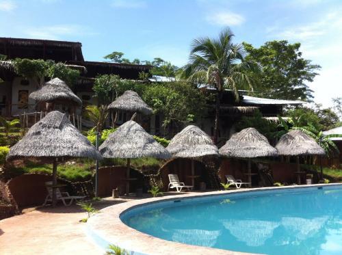 . Madera Labrada Lodge Ecologico